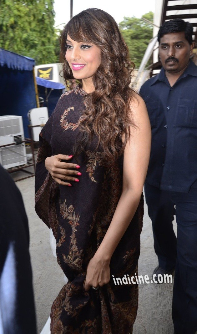 Bipasha Basu spotted at Filmistan