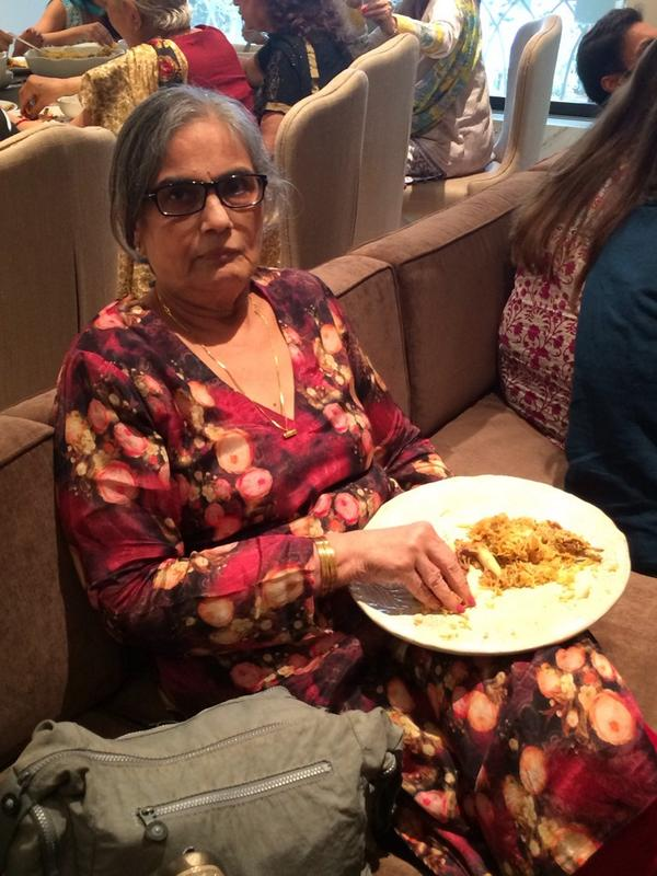 Salma Khan Eid lunch