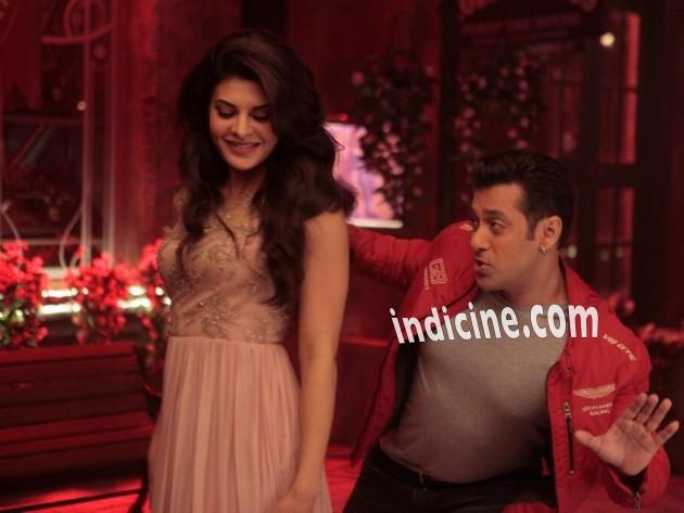 Salman Khan and Jacqueline Fernandez Kick still