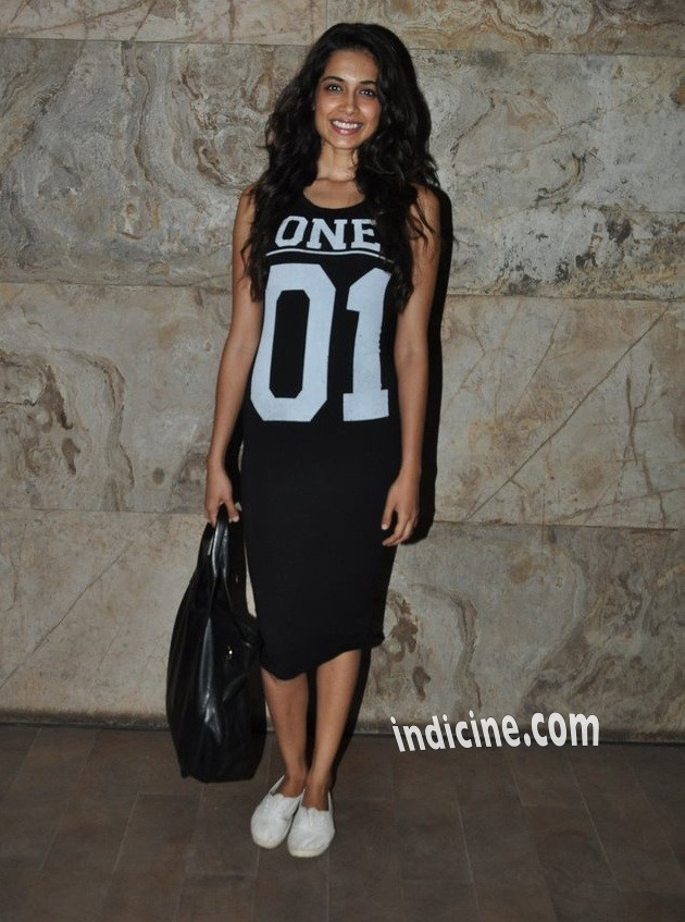 Sarah Jane Dias at special screening of Bobby Jasoos