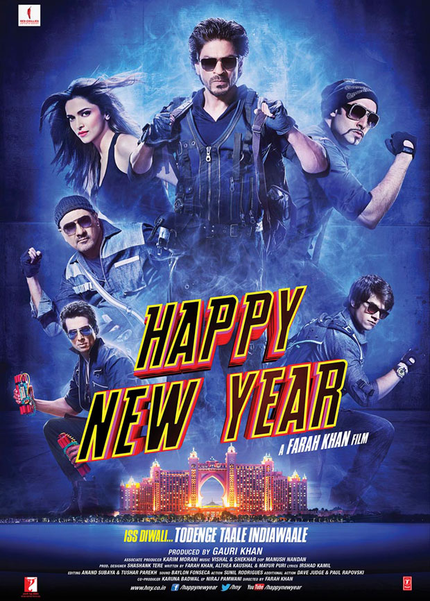 Happy New Year - New Poster
