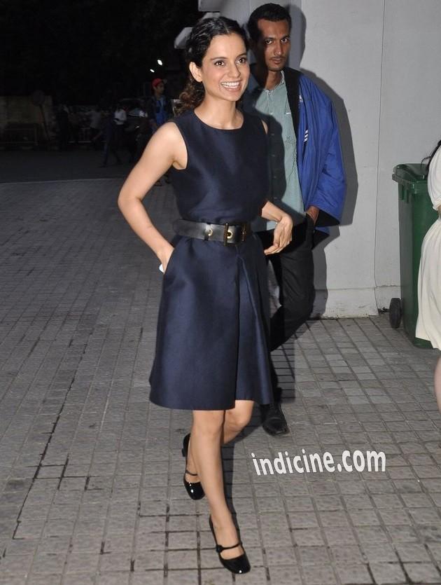Kangana Ranaut on Anupama Chopra's Film Companion