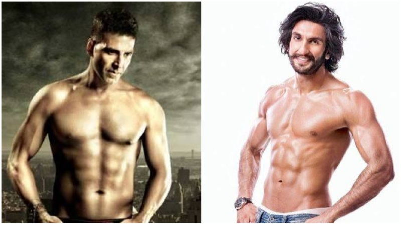 Best Physique in Bollywood.. the award goes to?