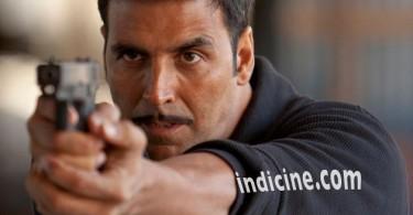 Akshay Kumar action still from movie Baby