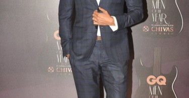 Ayushmann Khurrana at GQ awards