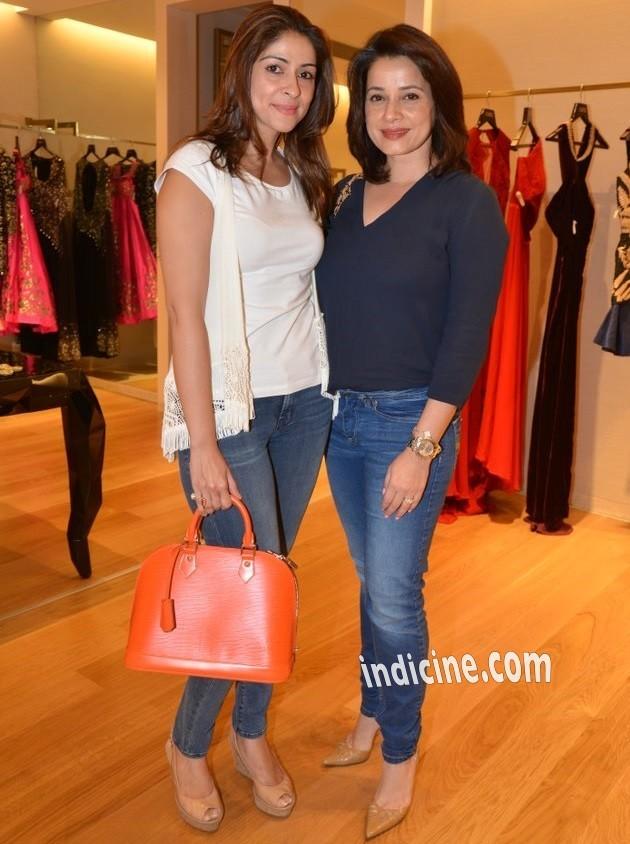 Neelam Kothari during Priyanka Chopra's special screening of the ...