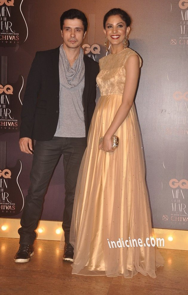 Darshan Kumar at GQ awards