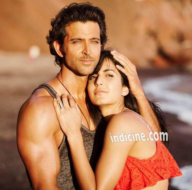 Hrithik, Katrina's sizzling romance in Meherban - Bang Bang movie song