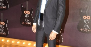 Imran Khan at GQ awards
