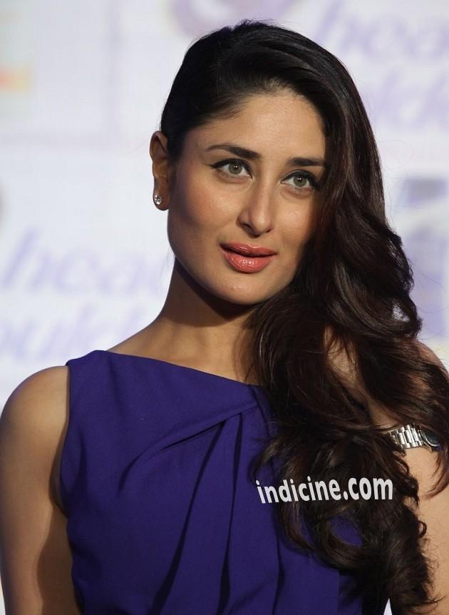 Kareena Kapoor Khan unveils Head & Shoulders new range