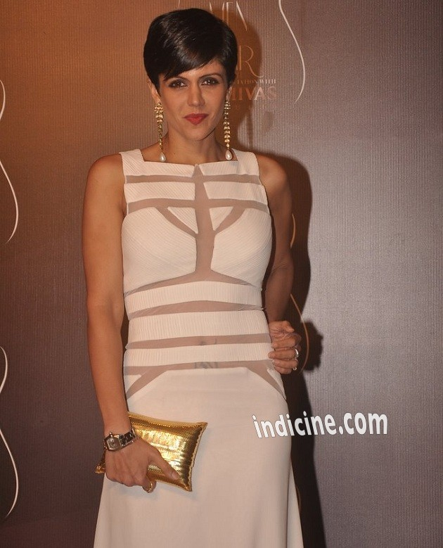 Mandira Bedi at GQ awards