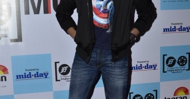 Manish Paul at 5th Jagran Film Festival launch