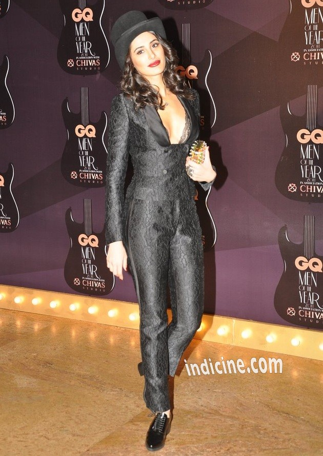 Nargis Fakhri at GQ Men of the year awards