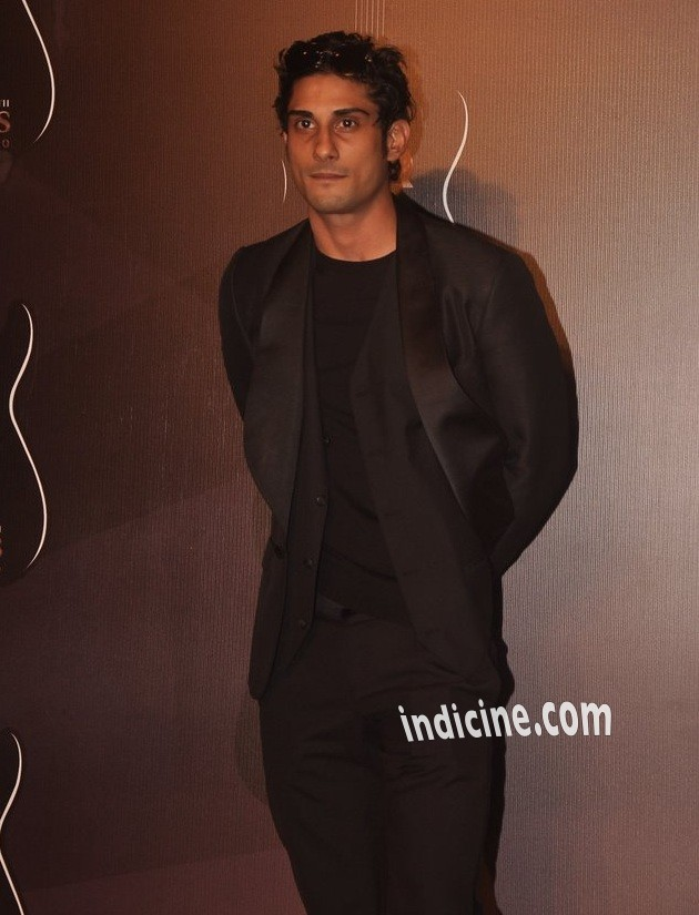 Prateik Babbar at GQ awards
