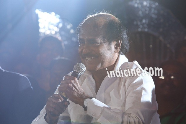 Rajinikanth at I audio launch