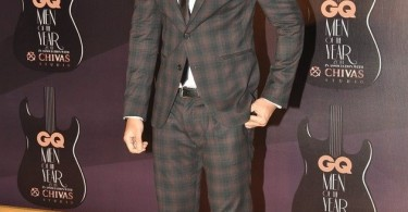 Saqib Saleem at GQ Men of the year awards