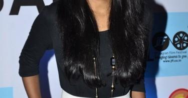 Shilpa Rao at the launch of 5th Jagran Film Festival Mumbai