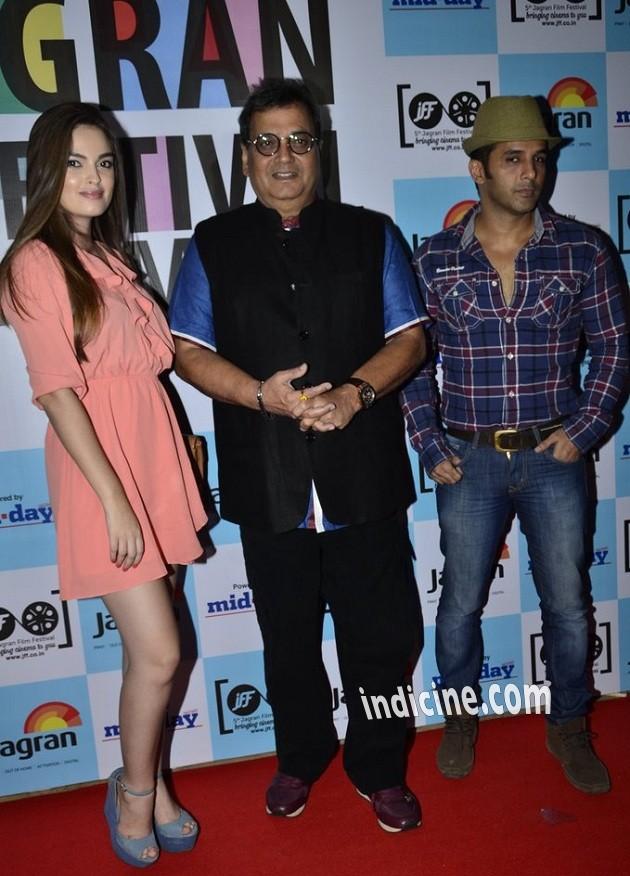 Subhash Ghai at 5th Jagran Film Festival launch