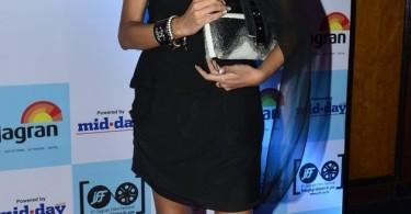 Sushmita Sen at the launch of 5th Jagran Film Festival Mumbai