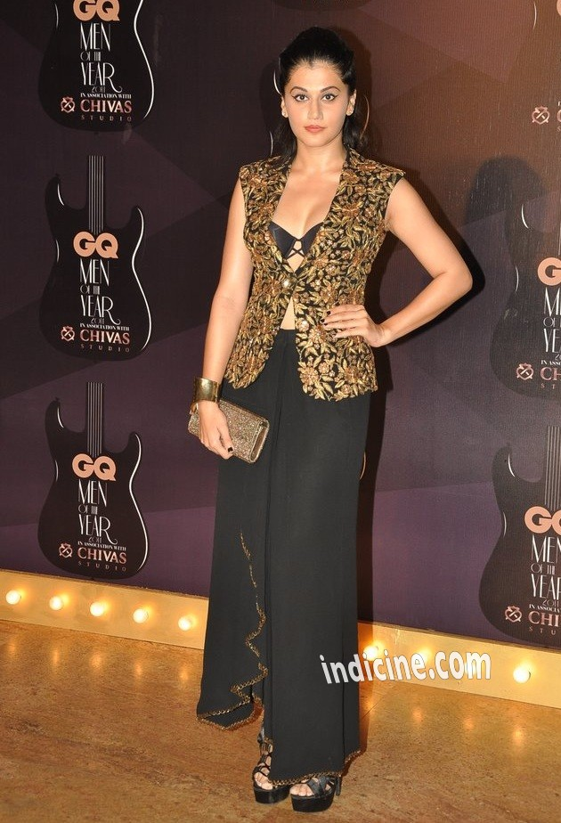 Tapsee Pannu at GQ Men of the year awards