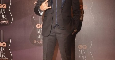 Vir Das at GQ Men of the year awards