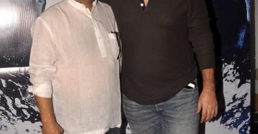 Vishal Bhardwaj with Goldie Behl