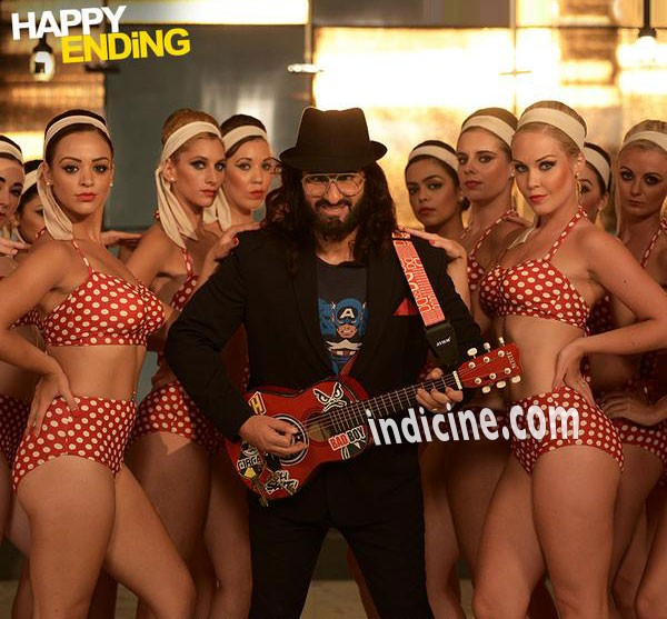 Happy Ending still - Saif Ali Khan
