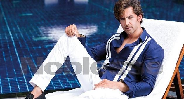 Hrithik Roshan Noblesse India Magazine Scan