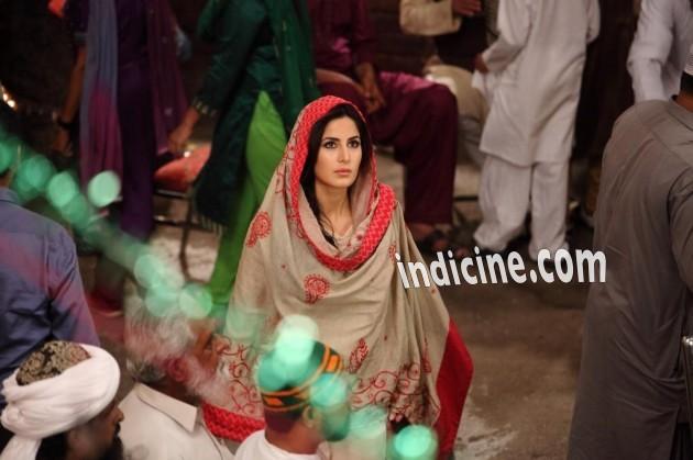Katrina Kaif in Kabir Khan's Phantom
