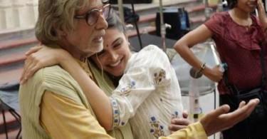 Amitabh Bachchan, Deepika Padukone - Piku