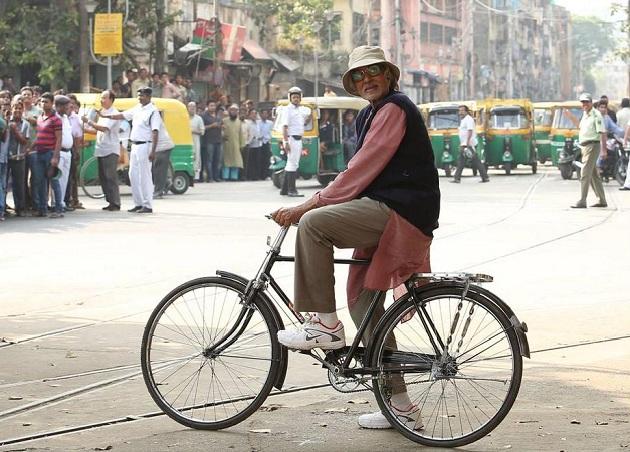 Amitabh Bachchan still from Piku