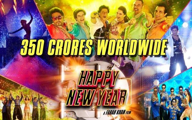 Happy New Year Worldwide