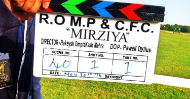 Harshvardhan Kapoor's Mirziya goes on floor