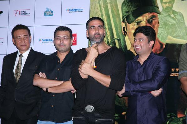 Akshay Kumar at Baby trailer launch