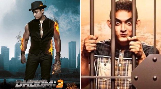 Dhoom 3 vs PK