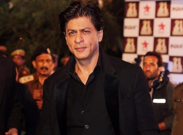 Shahrukh Khan at the 21 years of Aap Ki Adalat TV show