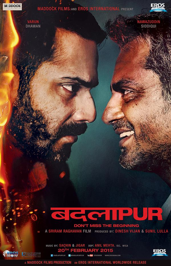 BADLAPUR (2015) 1CD DvD SCR RIP X264 AAC - DUS