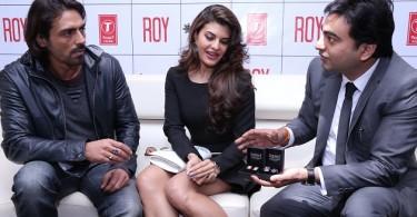 Arjun Rampal, Jacqueline Fernandez promote Roy