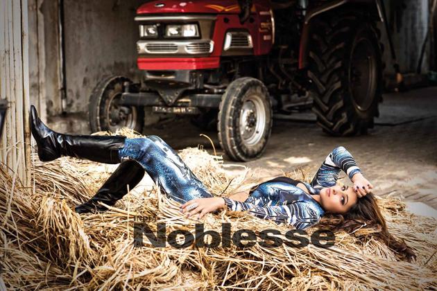 Parineeti Chopra Noblesse Magazine Scan