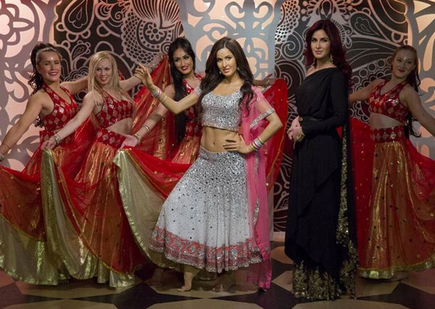 Katrina Kaif's wax statue launch
