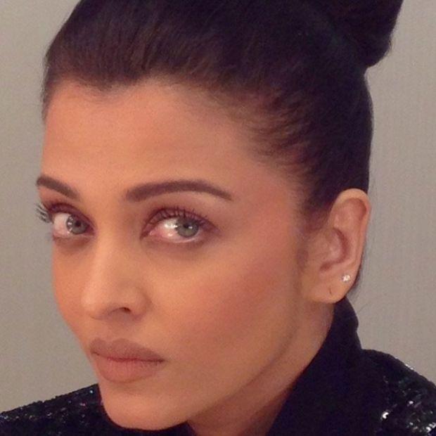 Aishwarya Rai's Jazbaa Look