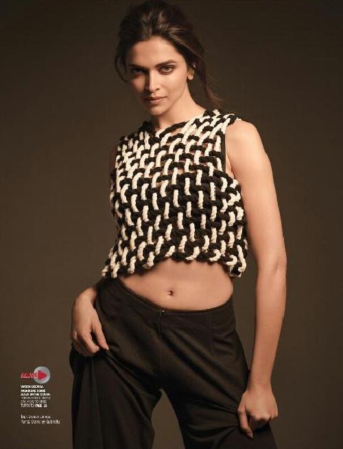 Deepika Padukone's Photoshoot For Filmfare: 6 Photos