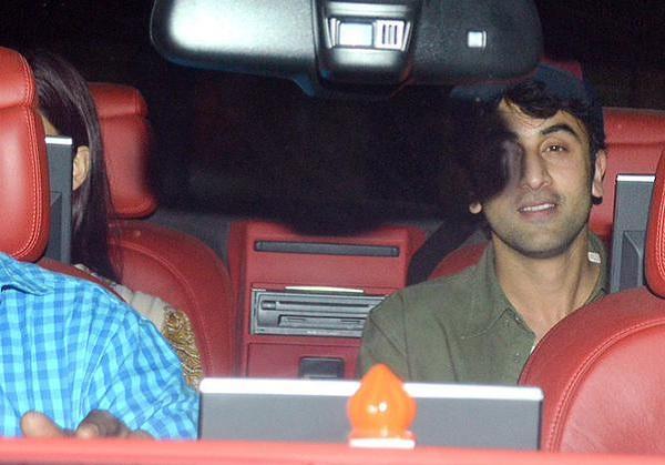 Ranbir Kapoor at Aarti Shetty's birthday bash