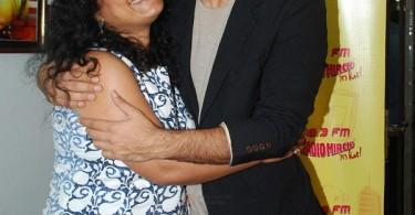Ranbir Kapoor at Radio Mirchi