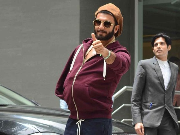 Ranveer Singh leaves hospital post surgery
