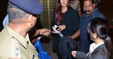 Katrina Kaif at the Airport
