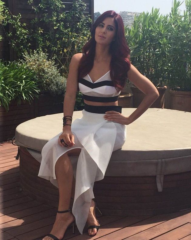 Katrina Kaif makes her debut appearance in Cannes 2015