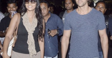 Pooja Hegde and Hrithik Roshan