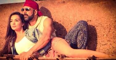 Singh Is Bling first look - Amy Jackson, Akshay Kumar