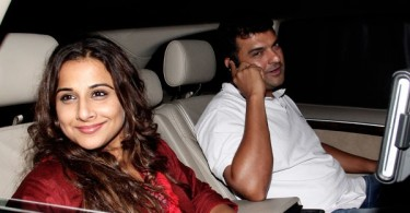Vidya Balan with husband Siddharth Roy Kapur